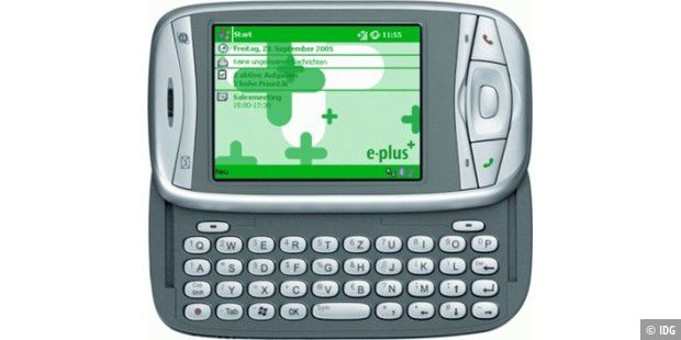 E-Plus Pocket PDA