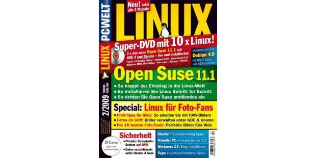 Linux-Sonderheft 1