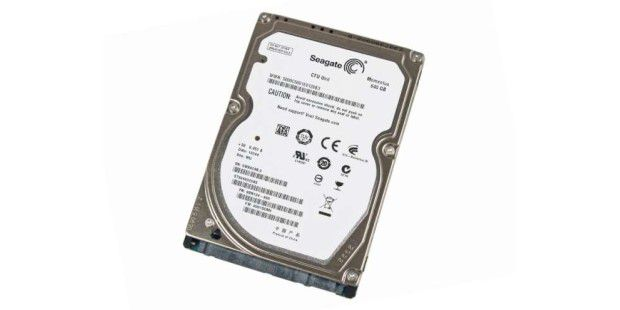 Seagate Momentus 5400.7 640GB ST9640320AS im Test