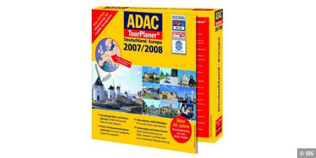 ADAC Tourplaner 2007 2008