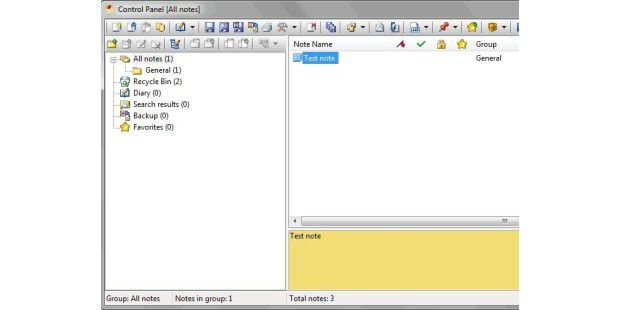 PNotes Portable 8.0