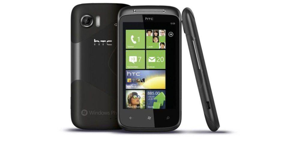 Platz 8: HTC Mozart