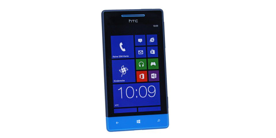 Platz 20: Windows Phone 8S by HTC