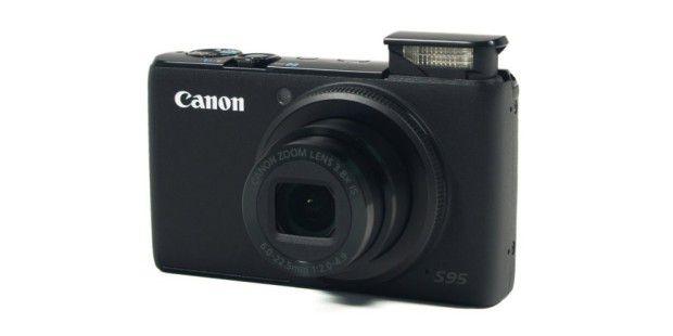 Platz 10: Canon Powershot S95