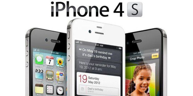 iPhone 4S: Gleiches Design wie das iPhone 4