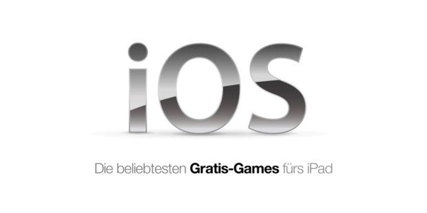 Die beliebtesten Gratis-Games fürs iPad
