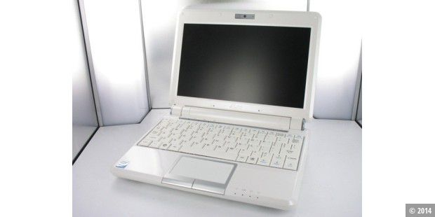 Netbook mit Intel Atom: Asus Eee PC 901
