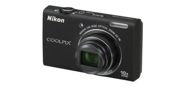 Platz 10: Nikon Coolpix S6200