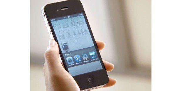 Erstellen Sie eine iPhone-App