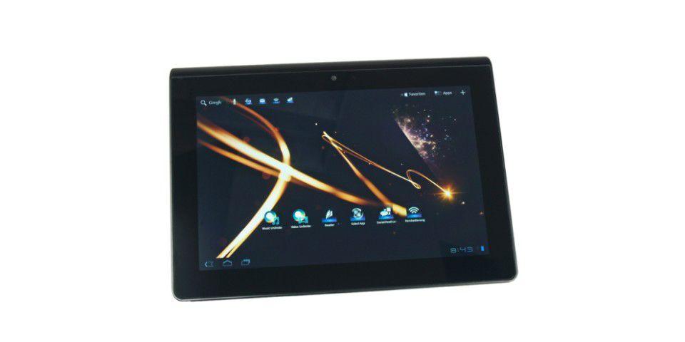 Platz 6: Sony Tablet S