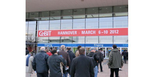 CeBIT 2012 Tag 1