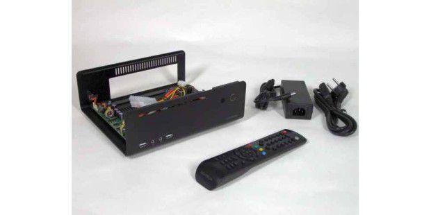 xtreme mini hardware auswahl und einbau pc welt. Black Bedroom Furniture Sets. Home Design Ideas