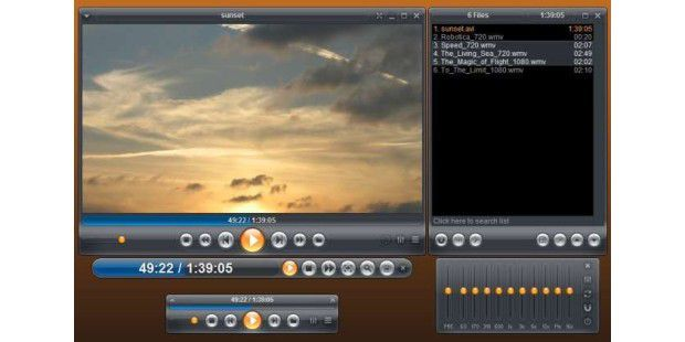 Zoom Player Home Free 8.1.6