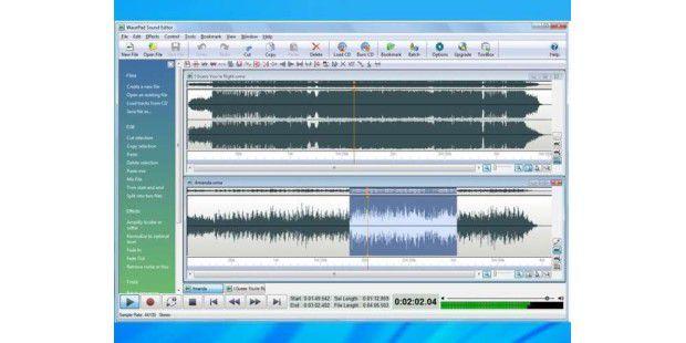 WavePad 5.11