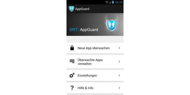 Schritt 1: Einzuschränkende App auswählen