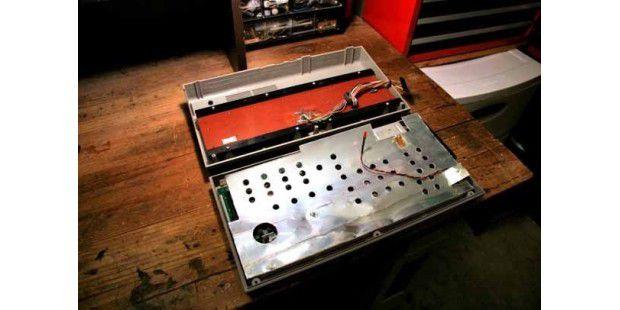 Der Aufbau eines C64