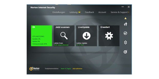 Norton Internet Security (NIS)
