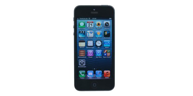 Apple iPhone 5: Display
