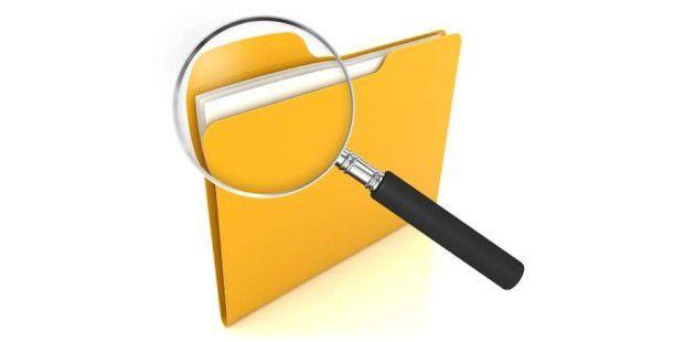Versteckte Ordner auf dem Desktop anlegen