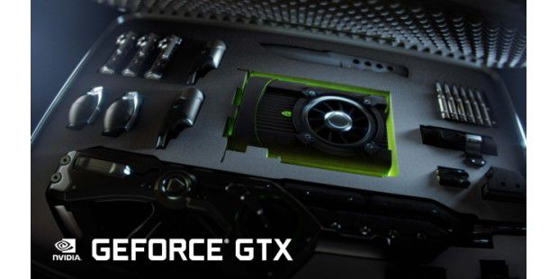 Nvidia Geforce GTX 650 Ti Press Deck
