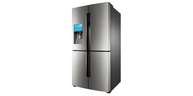 Samsung - Smart Fridge T9000