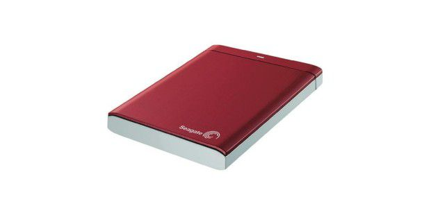 Platz 10: Seagate Backup Plus Portable 500 GB USB 3.0