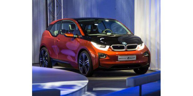ConnectedDrive für BMW i3