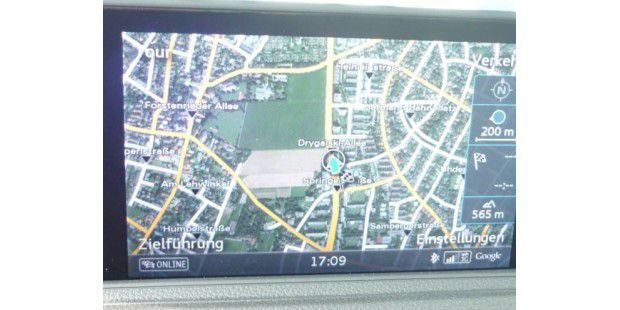 Audi MMI Navigation plus & MMI touch & Audi Connect