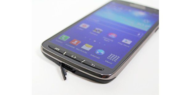 Samsung Galaxy S4 Active: Wasserdicht