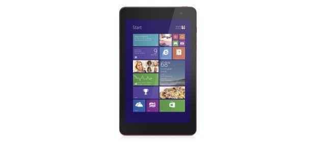 Das 8-Zoll-Tablet von Dell gibt es mit 32 oder 64 GB internem Speicher