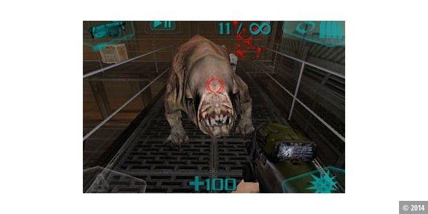 Doom Resurrection für iPhone erschienen