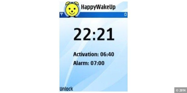 HappyWakeUp