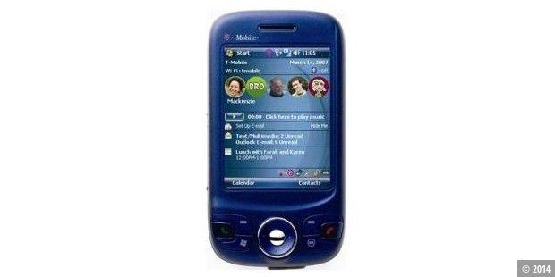 Exklusiv: T-Mobile Wing in den USA erhältlich - PC-WELT