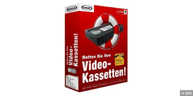 VHS-Videos auf DVD retten