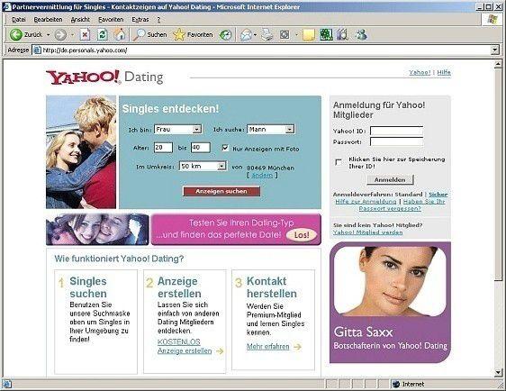 Welche Dating-Website verwenden Sie