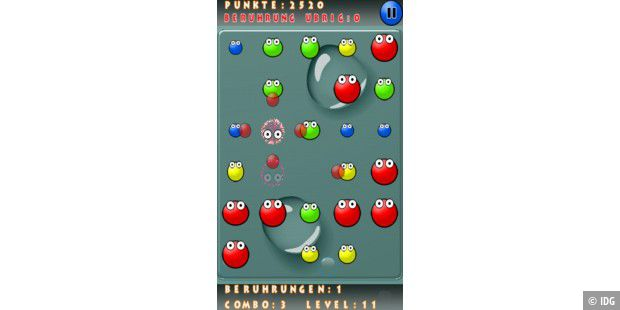 "Android-App ""Bubble Blast 2"""