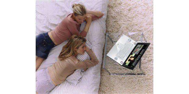 Ein Notebook mit 17-Zoll-Display ist ideal für Filme und Spiele