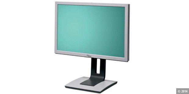 fujitsu siemens pr sentiert 0 watt monitor pc welt. Black Bedroom Furniture Sets. Home Design Ideas