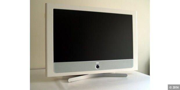 lcd tv loewe connect 37 pc welt. Black Bedroom Furniture Sets. Home Design Ideas