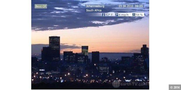 Webcam johannesburg live Johannesburg Live