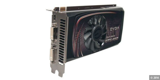 Evga Geforce GTS 450 FPB