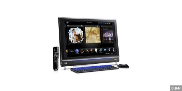 HP Touchsmart IQ820