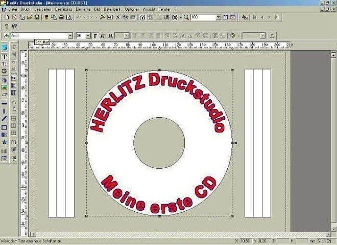Herlitz Druckstudio 1 0 Pc Welt