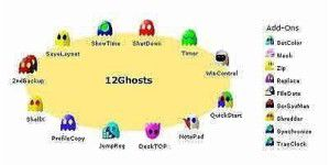 12Ghosts