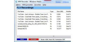 Download-Tool: WM Recorder