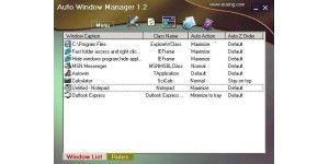Auto Window Manager 1.5