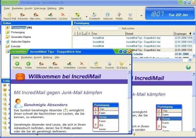 Incredimail - Pc-Welt