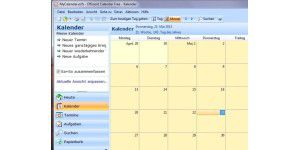 Efficient Calendar Free