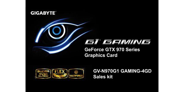 Gigabyte Geforce GTX 970 OC im Test