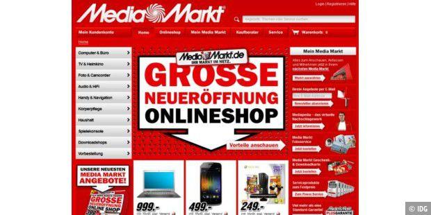 Media Markt Online